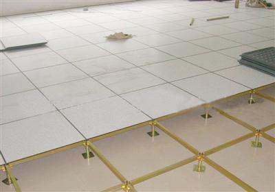 广西防静电地板价格图片