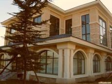 徐州铝木复合门窗批发安装 断桥铝门窗批发