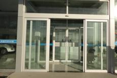 徐州肯德基門 鋁型材玻璃門 鋁合金玻璃門