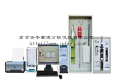 南京金牛專業制造碳硫聯測電腦分析儀
