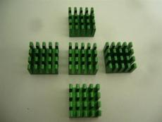昆山鋁散熱器陽極氧化專家 散熱器氧化價格