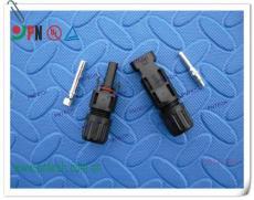 TUV认证MC4光伏连接器