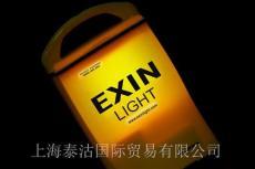艾格星移動式led照明燈應急燈 exinlight