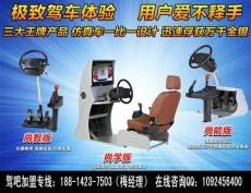 汽车模拟驾驶一体机加盟