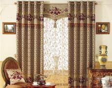加洛林窗簾 窗簾窗簾布藝招商加盟 布藝窗簾
