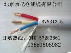 什么是RVV護套線
