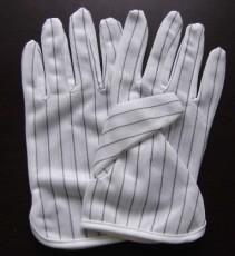 供應南京防靜電手套/防靜電點塑手套
