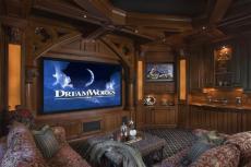 3D Imax私家影院配置