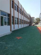 塑胶跑道施工 皇冠墙纸地毯 塑胶跑道维修