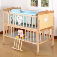 婴儿床什么材质好深圳市艾伦贝儿童用品