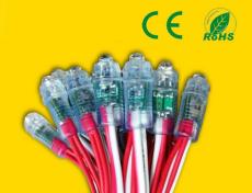 9mm灯串 led外露字灯串 led穿孔字灯串 led