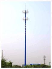 单管通信塔 钢管塔 三管塔 铁塔