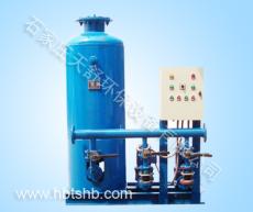 供應榮成泰安定壓補水機組 囊式定壓罐