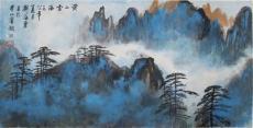 刘海粟的书画在市场上的风向好吗