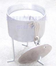 供应风机基础沉降观测点保护盒 测量标志保护罩