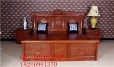 漢宮大床河北滄州紅木家具市場