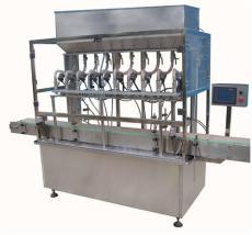 玻璃水自动灌装生产线