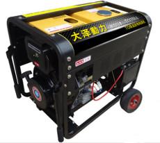 250A三相柴油发电电焊机