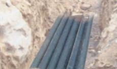 DN150N-HAP热浸塑钢质线缆保护管