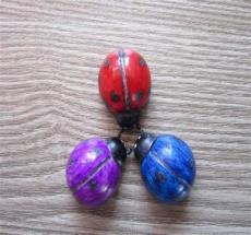 廠家供應帶磁鐵可做裝飾用小甲殼蟲玩具