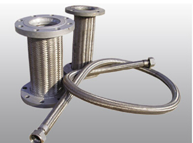 中央空调波纹管 法兰式波纹金属软管昆明