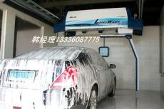 镭豹360全自动电脑洗车机50秒快速风干全车