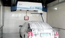 无人值守智能控制镭豹360全自动电脑洗车机